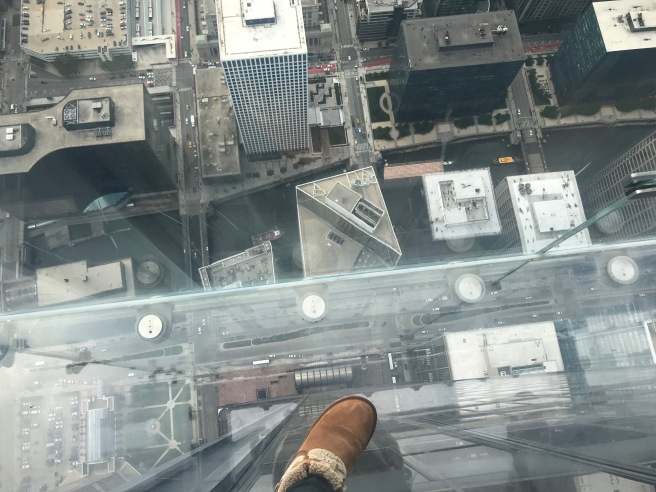Skydeck Ledge